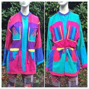80's Reversible Jacket